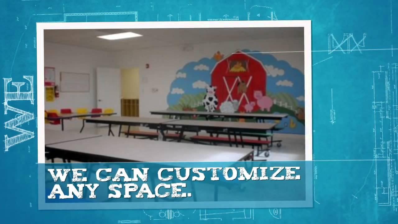 Daycare & Preschool Classroom Design by DaycareAtoZ - YouTube