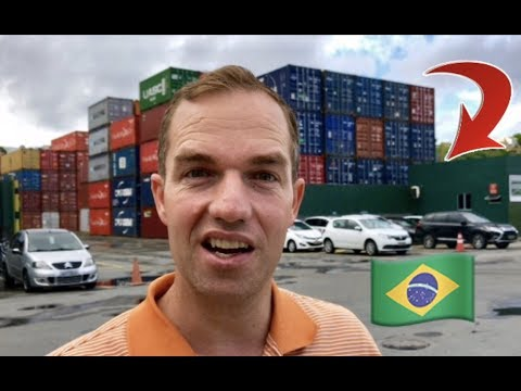 Imports & Exports in Brazil - A look inside the port