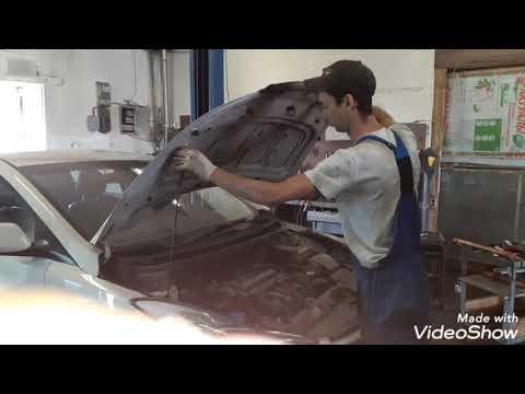 Hyundai Elantra 2013 г. Удаление катализатора и чип-тюнинг