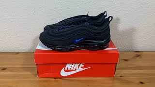 Nike Air Max 97 Just Do It Bla…
