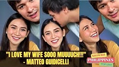 LATEST UPDATE! Sarah Geronimo PDA MOMENTS with Matteo Guidicelli sa Video Call