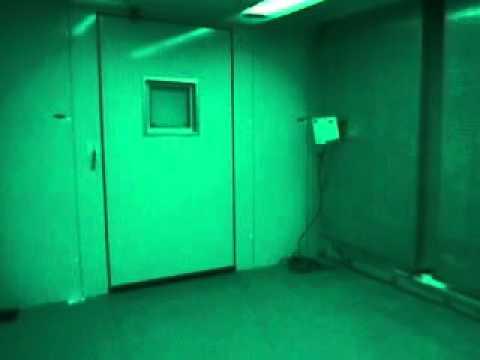 Green chamber-room