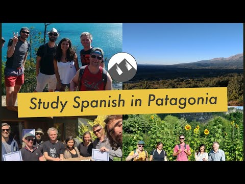 Study Spanish in Patagonia Argentina - Patagonia Andina