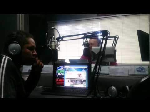 Locutor Sombra e Wellington Radio