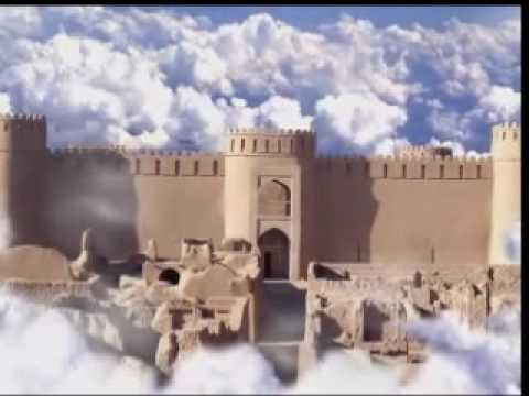 Il Castello di Rayen - The beautiful Castle in Persia.