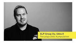 """EY Entrepreneur of the Year 2019 """"Vuoden nuori yrittäjä"""": SLP Group Oy, Ukko fi"""
