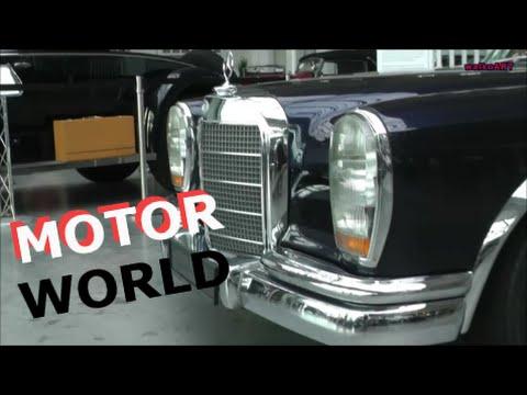 MOTORWORLD - Böblingen / Arthur Bechtel Classic Motors - Oldtimer