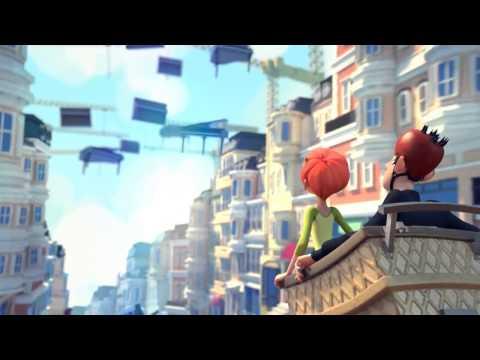 Romantic Comedy – Jinxy Jenkins, Lucky Lou – Animation Short Film