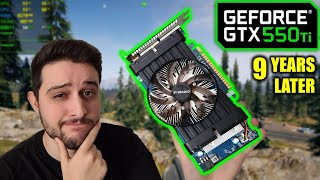 GTX 550 Ti | Entry Level GPU f…