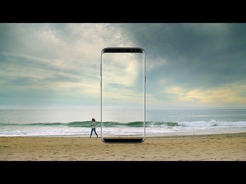Samsung presenta i nuovi Galaxy S8 | S8+