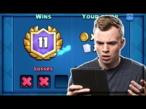Clash Royale - CAN WE CLUTCH? Sudden Death Deck