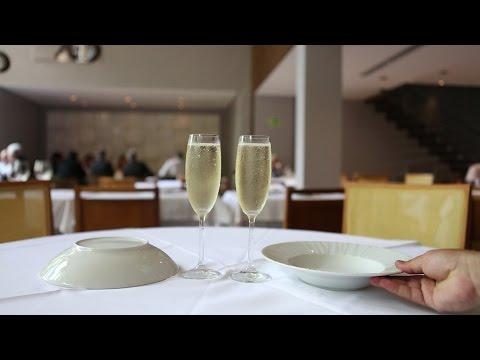 O Restaurante dos Poderosos de Brasília