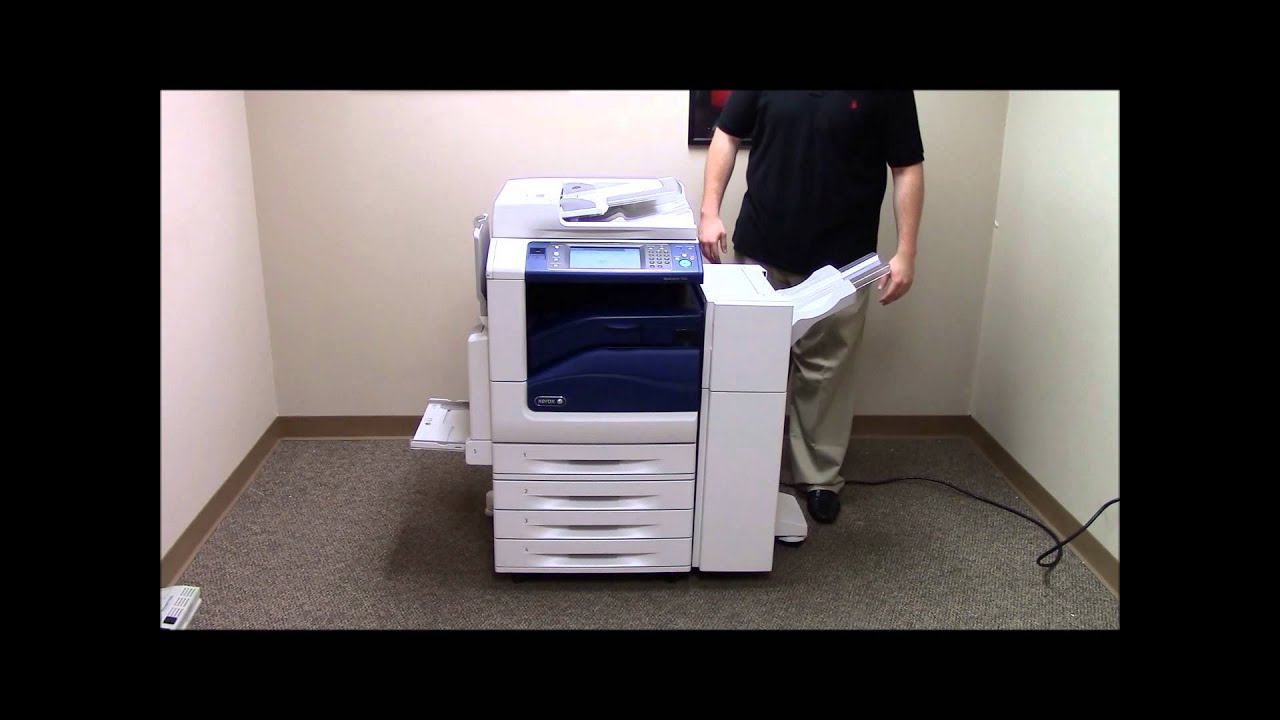 Xerox Workcentre 7535/ 13K 92K by FloridaCopier