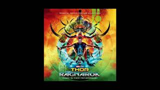 "Thor Ragnarok Soundtrack Track 1. ""Ragnarok Suite"" Mark Mothersbaugh"