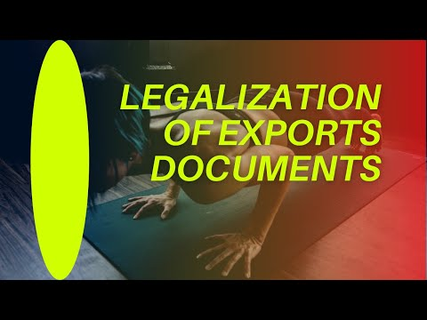 S.# 60 What is Legalization of Documents in URDU / HINDI