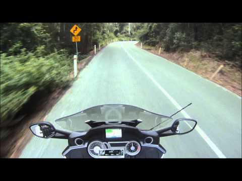 BMW K 1600 GT and GTL Launch
