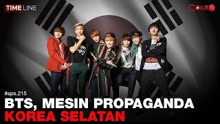 Denny Siregar: BTS, MESIN PROPAGANDA KOREA SELATAN