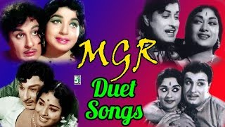 MGR Super Hit Evergreen Duet Vol 1  Songs