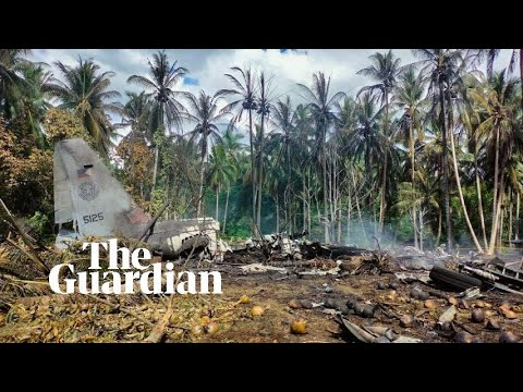 Philippines: at least 45 people die in military plane crash