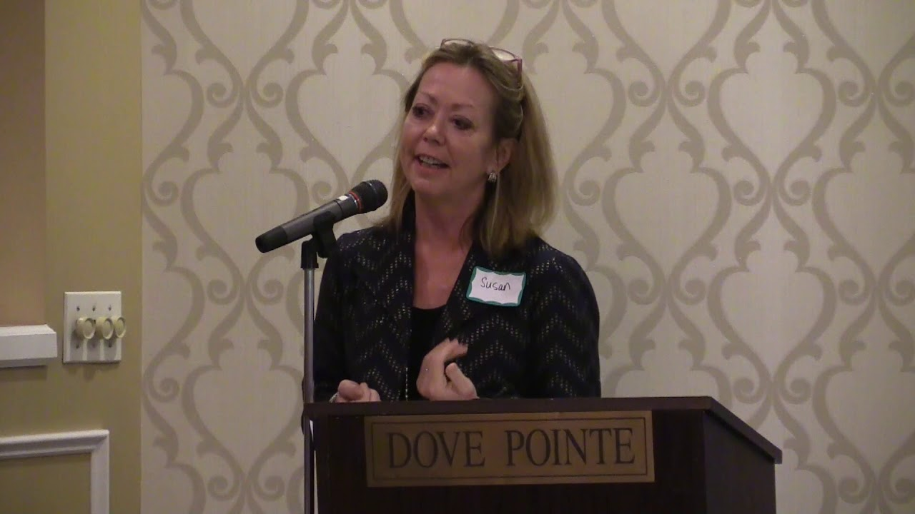 Susan Broderick's Speech Excerpt from RCC Breakfast