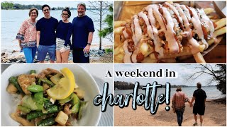 A Weekend in CHARLOTTE, NC || Things to Do & Eat in CLT