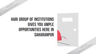Hari Group of Institutions | Ad Video