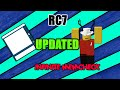 [PATCHED] -ROBLOX EXPLOIT: RC7 Cracked [INFINITE MEMCHECK][KHOLS ADMIN & LOTS MORE]