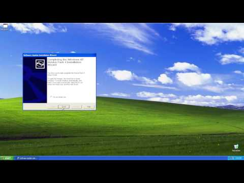 Windows XP Service Pack 4 (Unofficial) - YouTube
