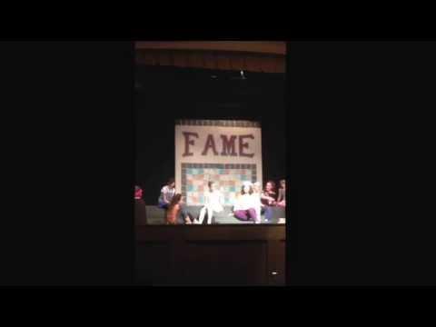 Deanna Jolie playing Mabel Washington in FAME, Jr at Anthony Wayne Middle School in Wayne, NJ