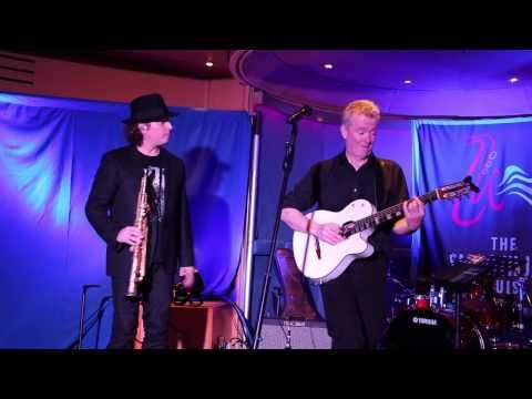 Peter White and Boney James perform