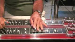 Sleepwalk Pedal Steel Lesson Part 1