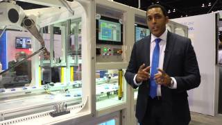 Omron Packaging PnP Solutions Demo at PACK EXPO 2016