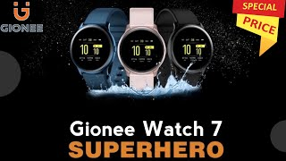 Gionee SmartWatch 7 Price & Launch Date   Gionee Watch 7 Complete Details