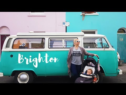 BRIGHTON, donde empezó todo (Vlog)    Baby Suite by Pau