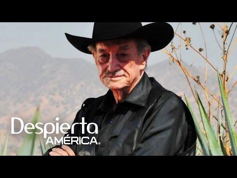 Murió el actor mexicano Mario Almada a los 94 años