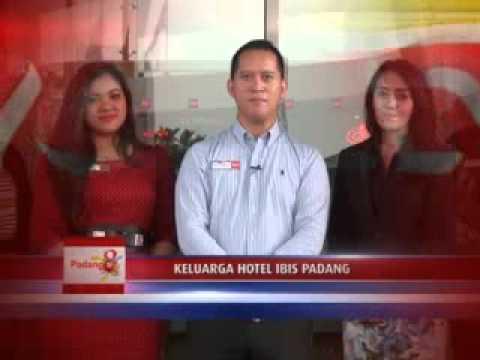 Hotel Ibis Padang -- Greeting Hut 8 PadangTV 2015