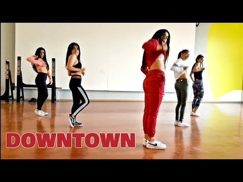 Anitta & J Balvin - Downtown (Official Music Video) coreografía Hypnotic Dance