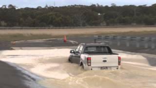 Teste de Resistência da Ford Ranger 2013