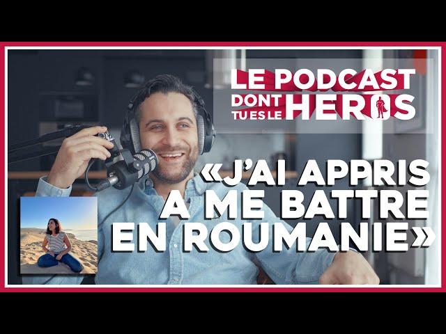 #3 Le Podcast Dont Tu Es Le Héros avec... Sabrina