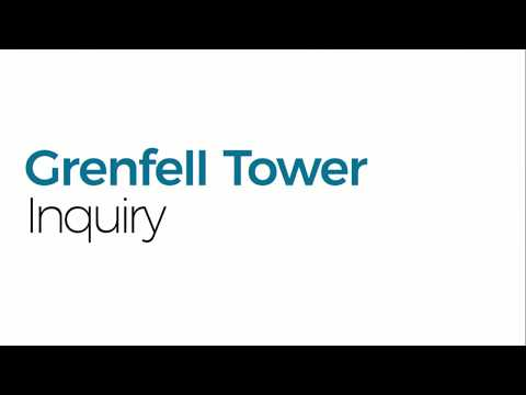 Grenfell Tower inquiry - day one