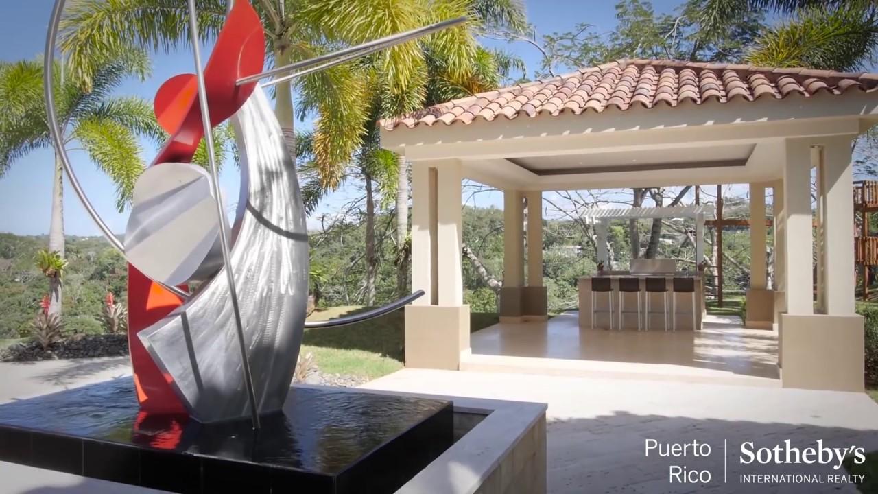 Luxury Homes In Montehiedra Estates | Puerto Rico Sothebyu0027s International  Realty