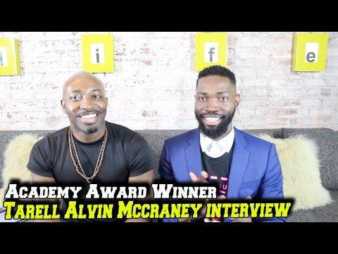 """Moonlight"" Tarell Alvin McCraney Academy Award Winner Interview (2017) HD Moonlight & More"