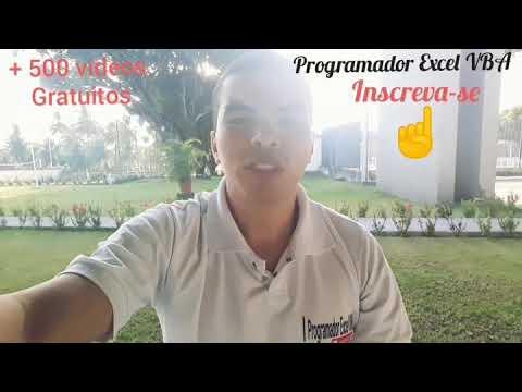 Excel De Forma Gratuita Seja Parceiro Do Canal Youtube