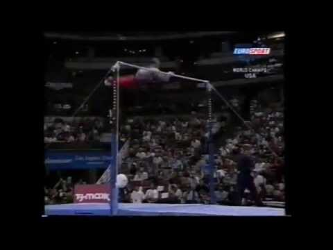 Paul HAMM (USA) HB - 2003 Anaheim worlds AA