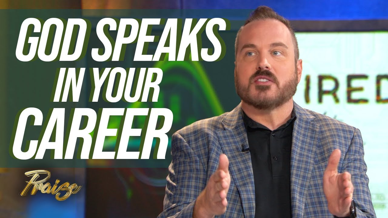 Shawn Bolz & Bob Hasson: Testimonies in Everyday Life & Workplace   Praise on TBN