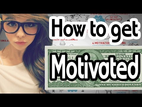 Psychology of Motivation – How to Get Motivated using Psychological Insight and Tricks