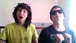 #1    alexandwarwar   'MoUth Sweets' Call Me Maybe