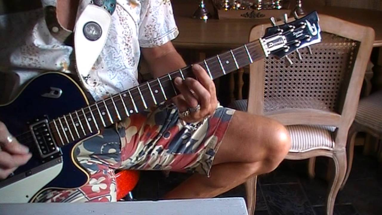 how to play jumpin jack flash open g