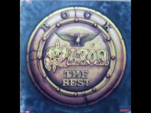 Saxon - The Best Full Compilation Album 1987