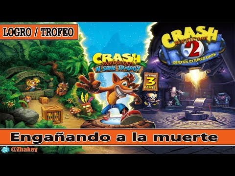 crash-bandicoot-2-cortex-strikes-back:-engañando-a-la-muerte---trofeo-/-logro
